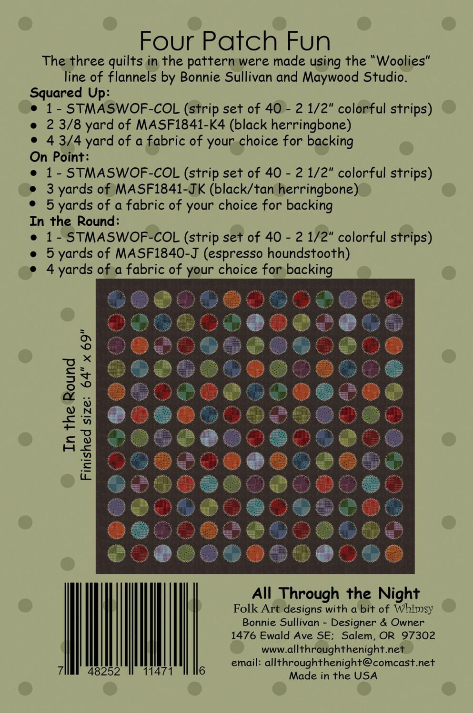 Four Patch Fun Pattern
