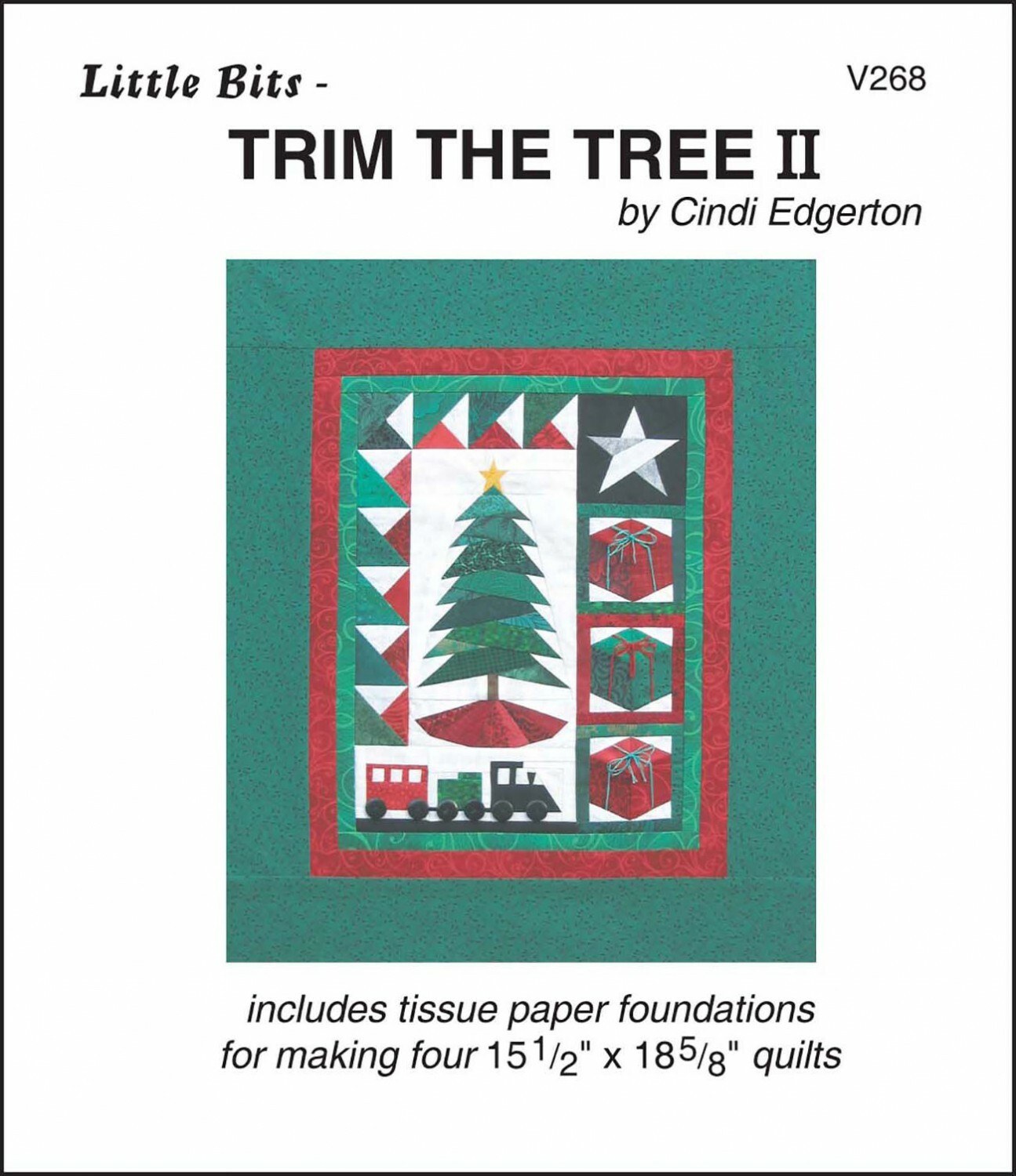 Trim the Tree 2 Pattern 6FWK7WPZ