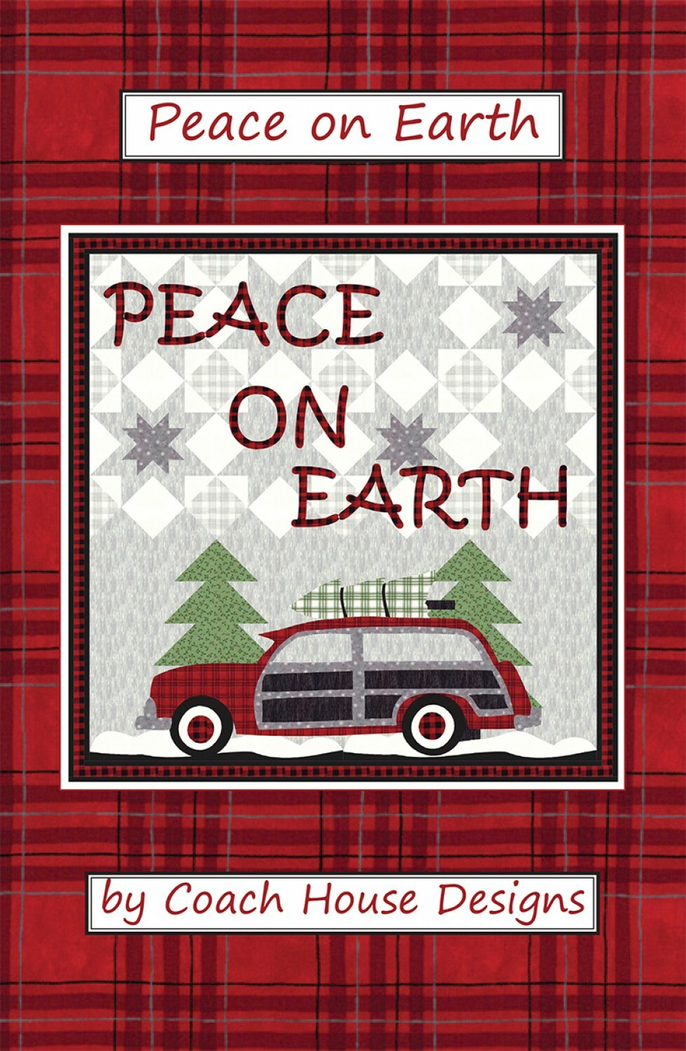 Peace on Earth Pattern ZPBE1237