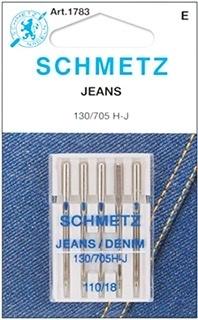 Schmetz Jean Needles - 110/18 MBG84AXG
