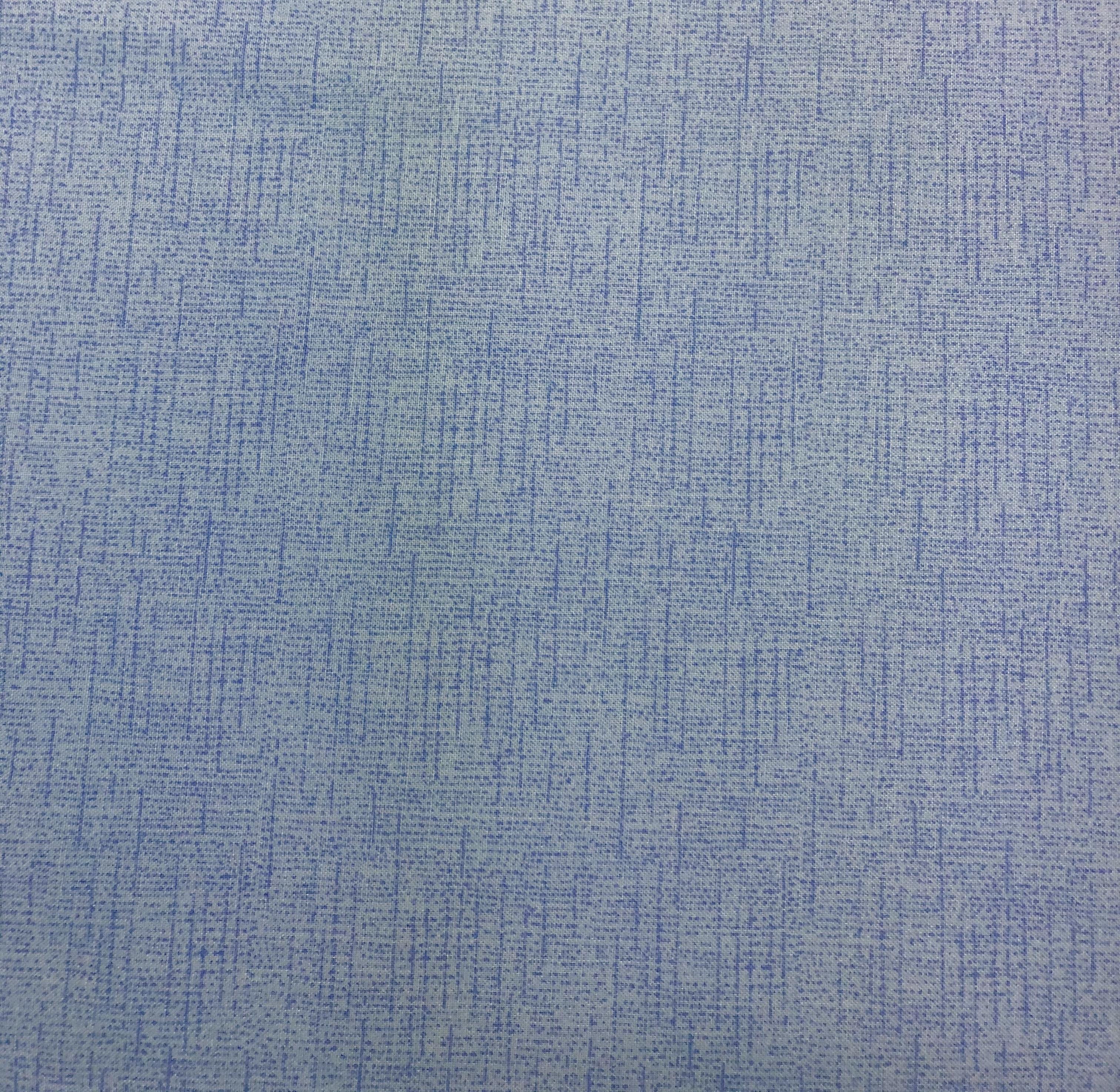 Fleurs de Bleu - Light Blue - 1/2m cut 55438
