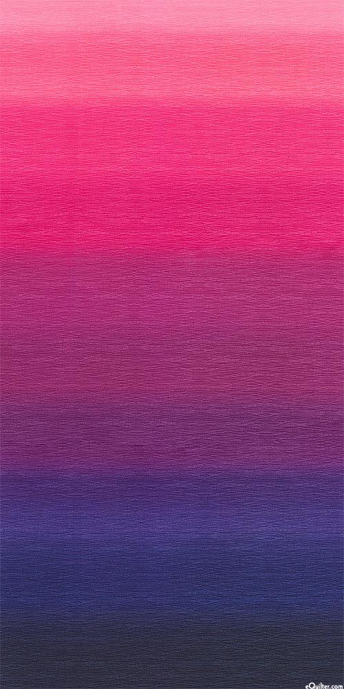Rainbow Colours - Ombré - 1/2m cut 55463