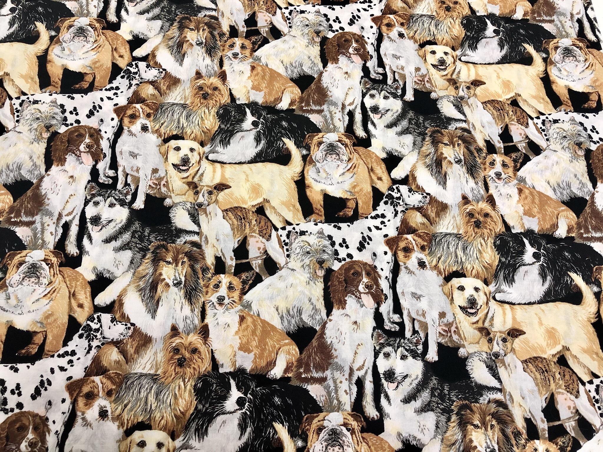 Doggie Delight - 1/2m Cut 55480