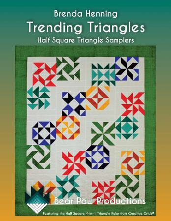 Trending Triangles Book 55549