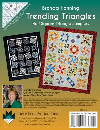 Trending Triangles Book