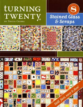 Turning Twenty Stained Glass Book 55558