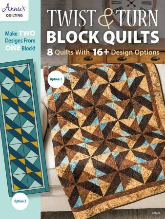 Twist and Turn Quilts 55564