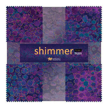 Midnight Sky Shimmer Radiance Layer Cake 55714