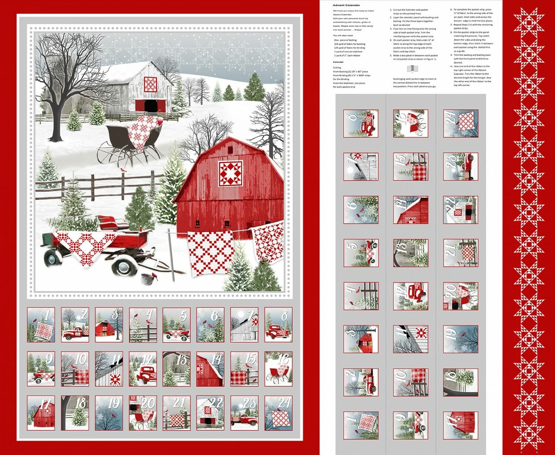 Holiday Heartland Advent Calendar 55809