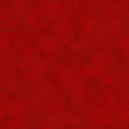 Red Trees - Holiday Heartland- 1/2m Cut 55807
