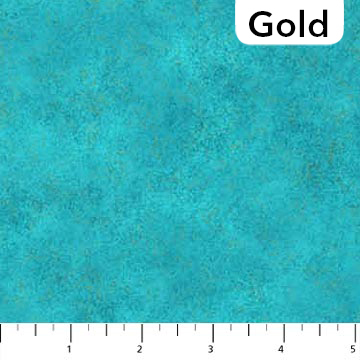 Shimmer Radiance - Colour 64 - Caribbean - 1/2m cut 55846