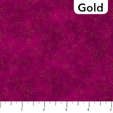 Shimmer Radiance - Colour 85 - Hibiscus - 1/2m cut 55855