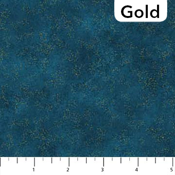 Shimmer Radiance - Colour 68 - Prussian Blue - 1/2m cut 55848