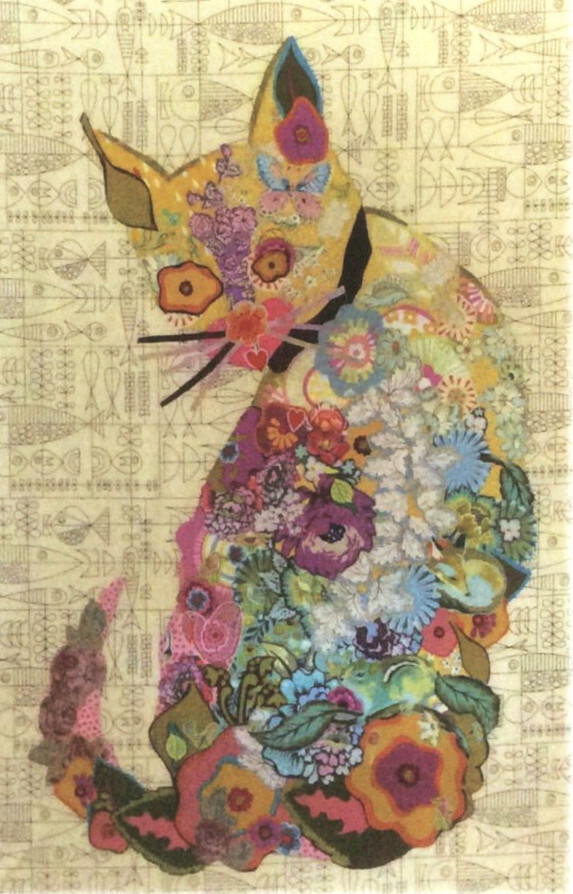 Animal Collage - ONLINE CLASS 55871