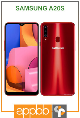 Samsung A20S - Bs. 34.850.000