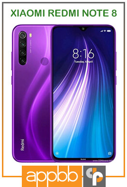 Xiaomi Redmi Note 8 64GB - Bs. 27.675.000