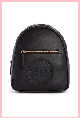 Guess Factory Thornton Logo Backpack Black