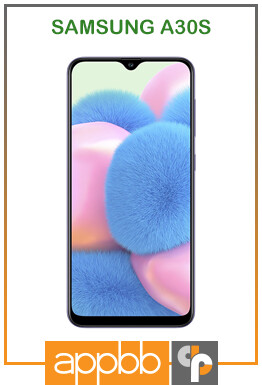 Samsung A30S - Bs. 30.375.000