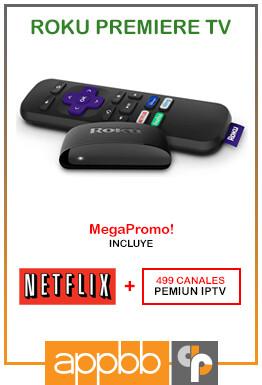 Roku Premiere TV (MegaPromo Tv) - Bs. 12.505.000