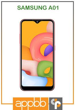 Samsung A01 - Bs. 24.190.000