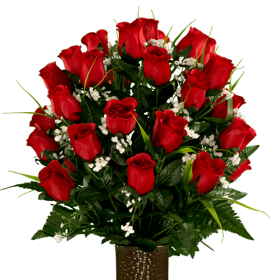 Bouquet #8:  Red Roses