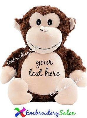 Monkey Huggable