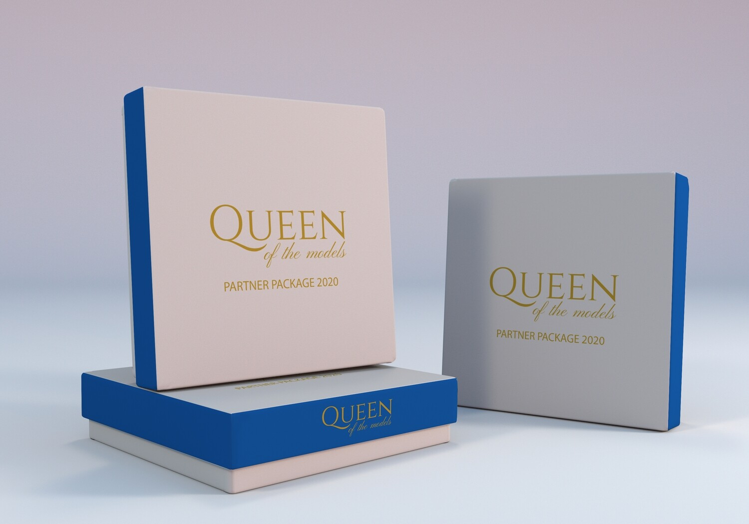 Queen of the models package 500