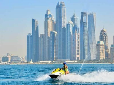 Jet ski For One Person 60 minutes