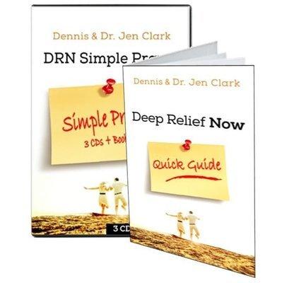 Deep Relief Now: Simple Prayer Set