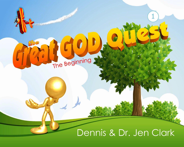 Great God Quest Book 1