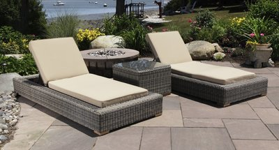 Corsica Lounge Chair Package