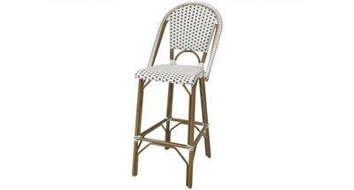 Avery Outdoor Bar Chair