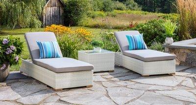 Mykonos Lounge Chair Package
