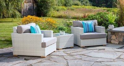 Mykonos Outdoor Club Chair Package