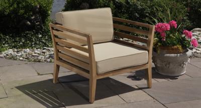 Bali Outdoor Club Chair