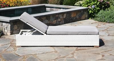 Mykonos Outdoor Lounge Chair
