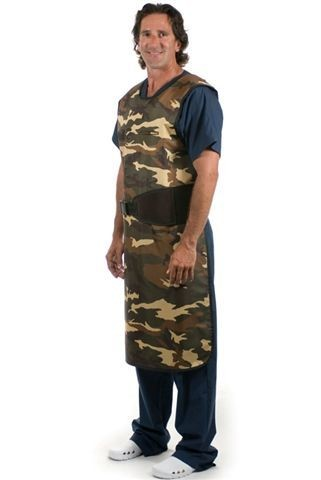 One Piece Lumbar Support Apron (BUILT-TO-ORDER)