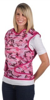 Vest Skirt Combo Flexifront Apron (BUILT-TO-ORDER)
