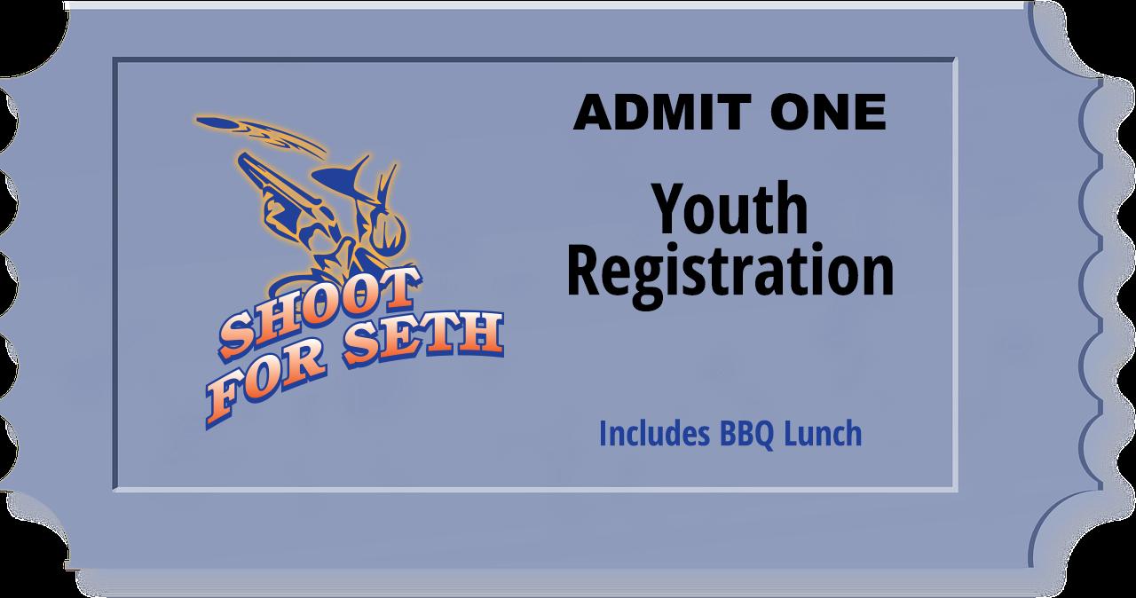 Admit One - Youth Registration