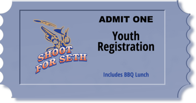 Admit One - Youth Registration