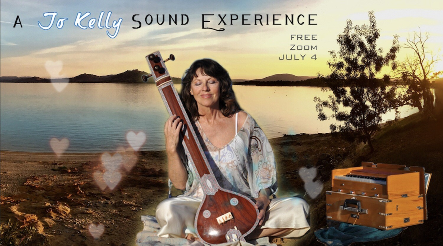Sound Experience FREE Zoom Session July 4