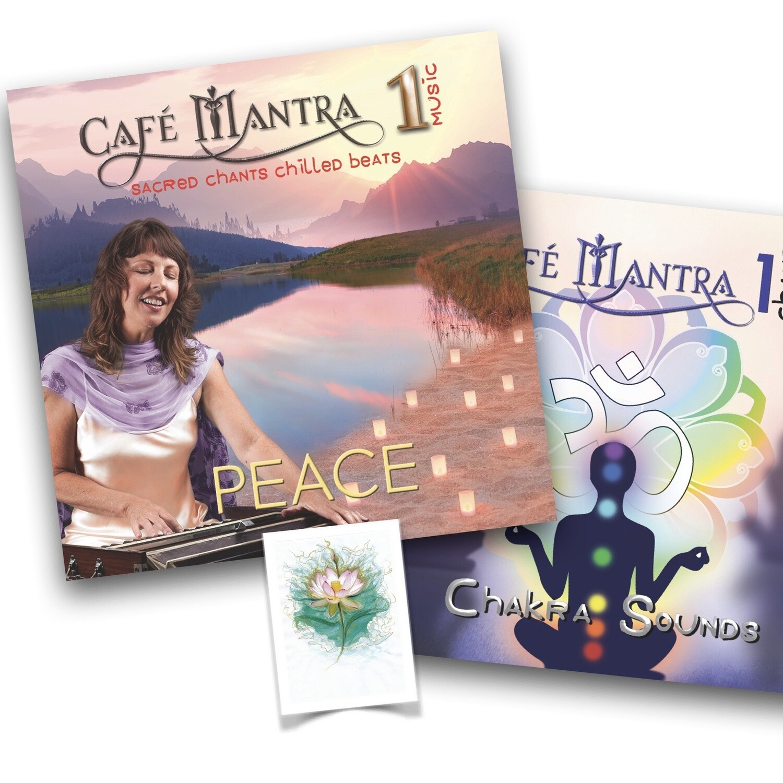 Yoga Peace Pack