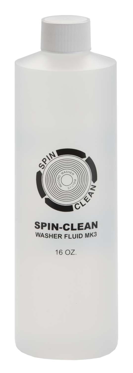 Spin-Clean® 16 oz. Bottle Record Washer Fluid MK3
