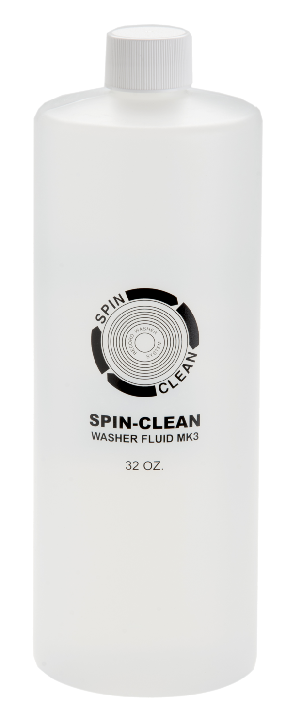 Spin-Clean® 32 oz. Bottle Record Washer Fluid MK3