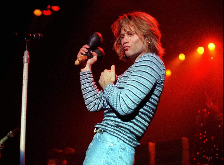A Tribute to Bon Jovi - SATB Guide Tracks