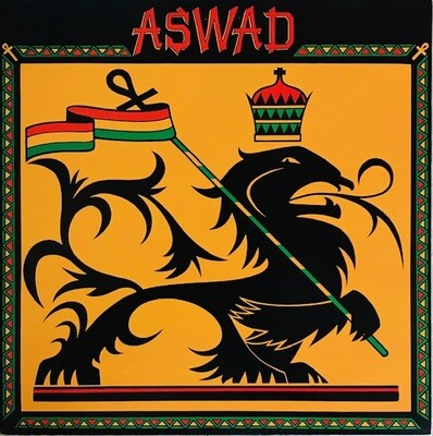 Aswad S/T Vinyl LP Island Records (1976) Original Pressing