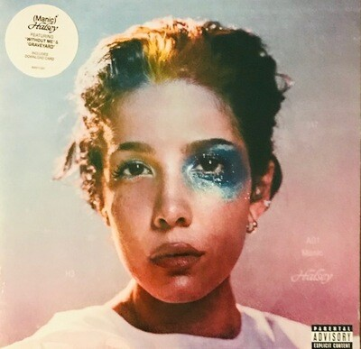 Halsey ~ Manic ~ Vinyl LP (New) Includes Download Card