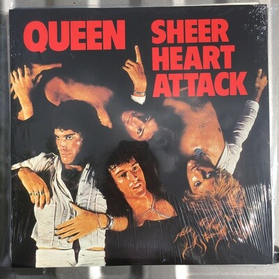 Queen ~ Shear Heart Attack ~ (NEW) Vinyl LP