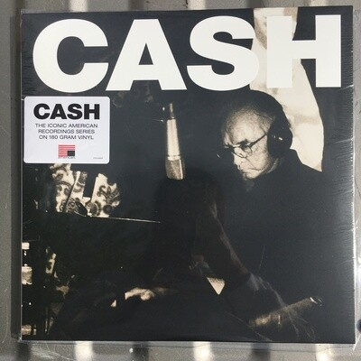Johnny Cash ~ American V: A Hundred Highways ~ (NEW) 180g Vinyl LP