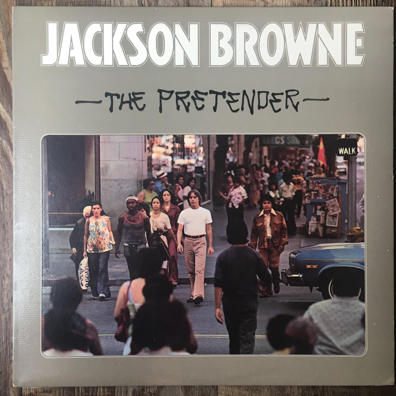 Jackson Browne ~ The Pretender ~ Vinyl LP (VG+)